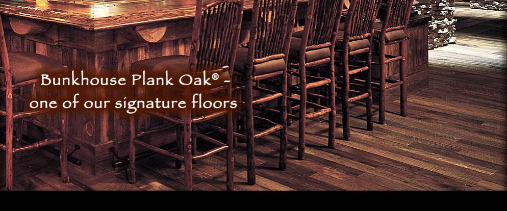 Bunkhouse Plank Oak® - Blue Sky Grill - Pepsi Center - Denver, CO